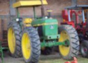 tractor john deere 2755  alto despeje