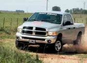 Dodge ram 2500 slt: la reina de las pick up