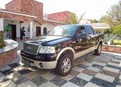 Ford lobo crew cab (doble cabina) lariat 4x4