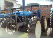 tractor new holland 6610 4x4, gran existencia de tractores