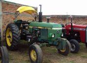 Tractor john deere 2020 y john deere 2755