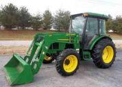 Tractor john deere 4110