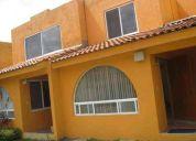 Casa en condominio en compra, calle india bonita, col. lomas de tlahuapan, jiutepec, morelos
