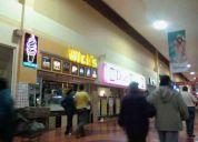 Aaa multiplaza aragon suburbia rento local 160m2 junto cines wal mart mac donals kfc