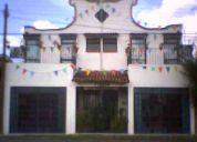 En tequisquiapan, querétaro, turístico, posada hotel