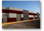 Bodegas nuevas desde 800m2 en parque industrial zona ruiz cortines $35xm2