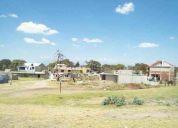 Lotes desde 150 mt2 escriturados centro chachapa