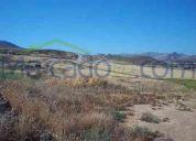 Terreno comercial en renta, calle km. 33+750.40 valle redondo, col. tecate, tecate, baja california