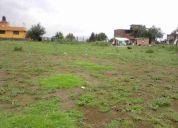 Vendo terrenos en san miguel topilejo