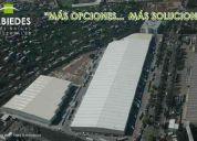 Bodega industrial en renta, calle atlampa, col. atlampa, cuauhtémoc, distrito federal