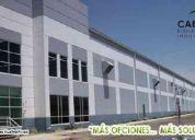 Bodega industrial en renta, calle parque industrial cuamatla, col. , cuautitlán, edo. de m&ea