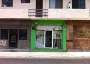 Local comercial en renta, calle avenida hidalgo, col. aurora, tampico, tamaulipas