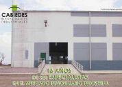Bodega industrial en renta, calle san andres atoto, col. san andrés atoto, naucalpan de ju&aa