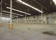 Bodegas en renta 3000 m2