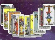 Lectura del tarot, cartas angélicas y elementales.