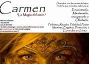 Carmen la magia del amor.
