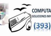 Reparacion de computadoras portatiles y de escritorio