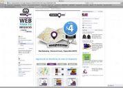 Diseñamos pagina personalizadas de facebook