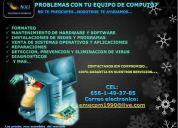 Reparacion y mantenimiento de equipo de computo