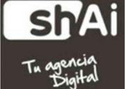 Publicidad  y posicionamiento digital para tu empresa