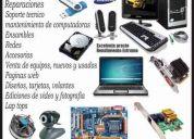 Servicio a computadoras