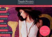 Touch models (agencia de modelos y edecanes en pachuca)