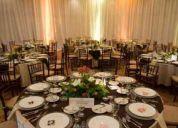 Banquetes,decoraciones,manteleria, fotografia y video etc