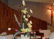 Flores para xv años