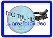 Fotografía profesional video filmaciones grabaciones invitaciones cd. juárez