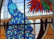 RestauraciÓn y diseÑo de vitrales