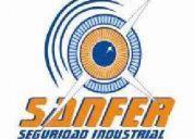Sanfer seguridad industrial fumigaciones y extinguidores