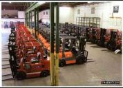 servicios preventivos y correctivos  montacargas  y carros de golf