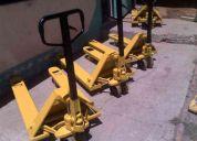 Reparacion de patines hidrahulicos
