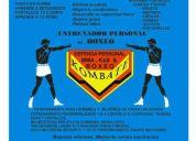 Entrenador personal de box boxeo  , (boxing personal trainer )mexico df