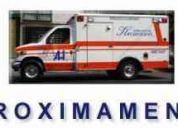 Ambulancias humana