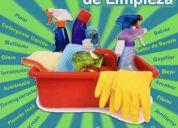 Productos de limpieza *multi-clean*