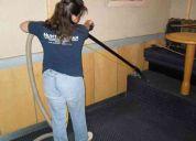 Hunter clean: limpieza alfombras