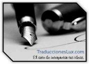 Traducción profesional especializada inglés español
