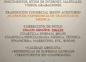 Traduccion ingles-espaÑol