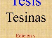 Editor y corrector de estilo - textos académicos y profesionales