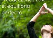 Servicio de traducción profesional inglés-español / español-inglés en méxico