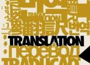 Traducciones any calls for you in inglesespañoltranslation service personal or transcrip..