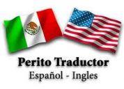 perito traductor certificado