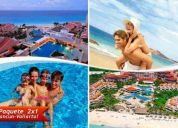 Cuponviajero cancun-vallarta $4999 paquete todo incluido