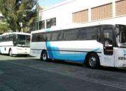Renta de autobuses de turismo para excursiones
