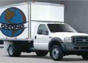 Transportes y mudanzas ozono