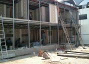Remodelacion de fachadas en guadalajara