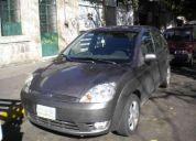 Se busca automovil robado, marca ford fiesta color gris ocaso, con placas pff8294