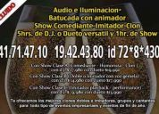 Organización de eventos empresariales todo incluido 41714710 cds shows e imitadores