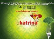Catering y banquetes la katrina